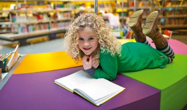 bibliotheek kinderen